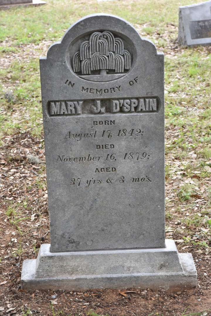 Texas Gravestone Conservation - Projects and Links